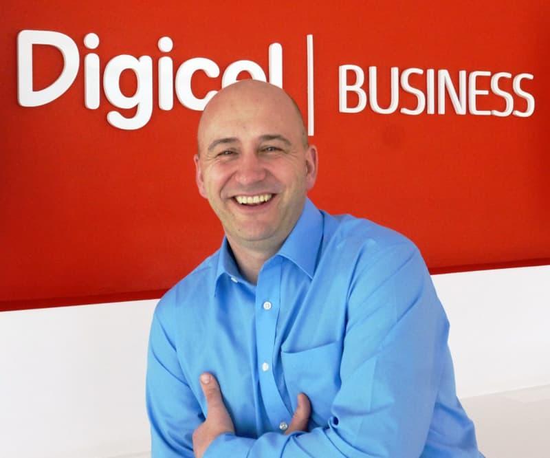 Digicel Business CEO Paul Osborne