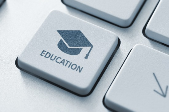 Is the future of education in our children's laptops? Photo by BigStock.