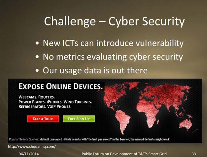 A key slide from Dr Bahadoorsingh's presentation.