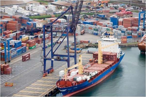 PLIPDECO's Port Operations.