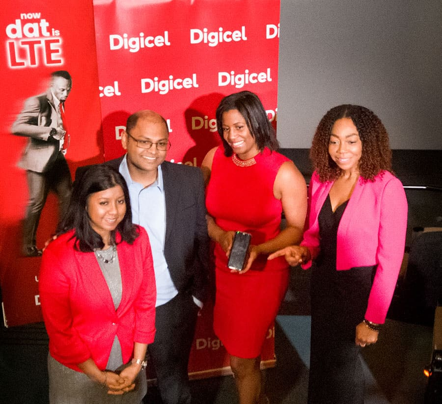 Digicel launches LTE service with immediate availability