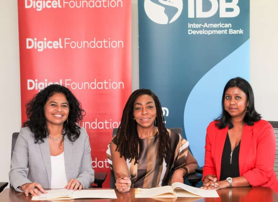 Digicel, IDB to use tech to map special needs schools, institutions for disaster prep