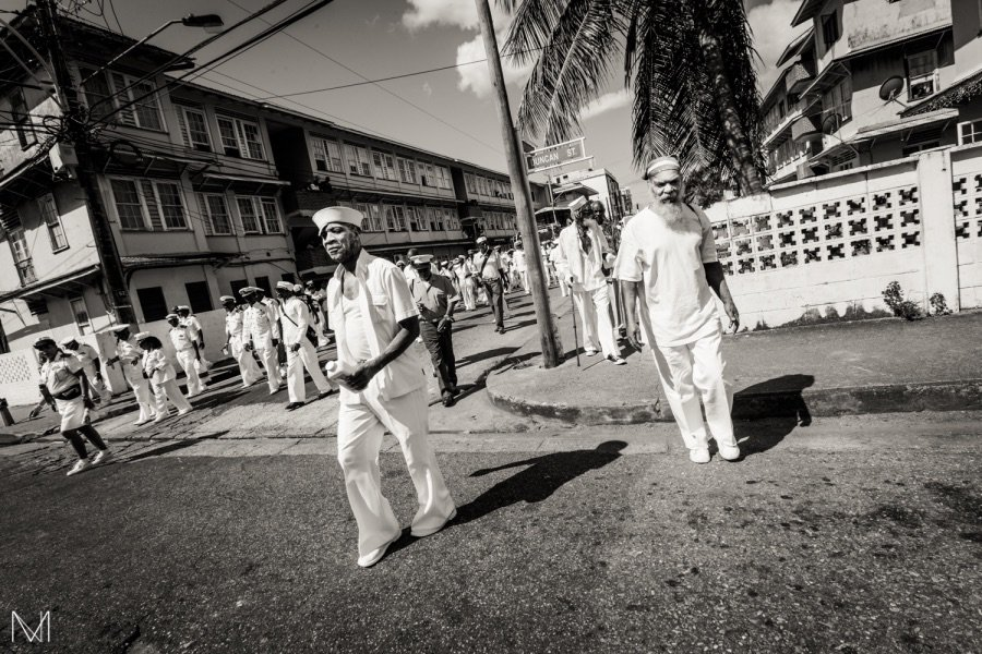 Maria Nunes on photographing Carnival