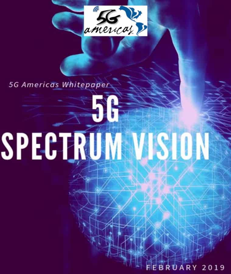 5G Americas publishes spectrum inventory paper