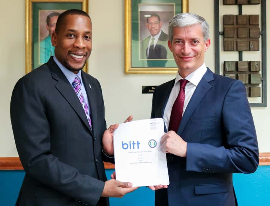 ECCB goes blockchain with BITT