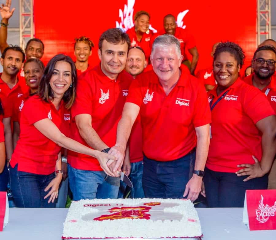 Digicel celebrates 13 years in T&T