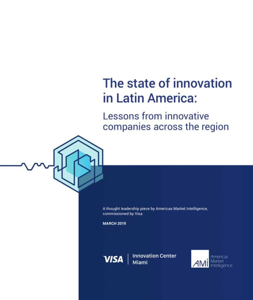 Visa produces LatAm State of Innovation report
