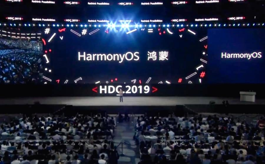 Huawei introduces Harmony OS
