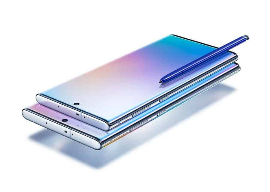 Samsung doubles down with the new Note 10