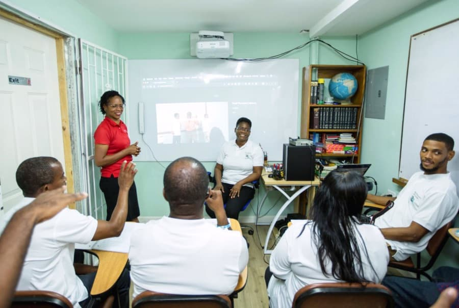 Digicel Foundation supports deaf and hearing impaired