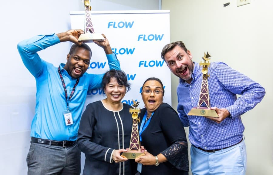 Flow takes 3 TATT Awards