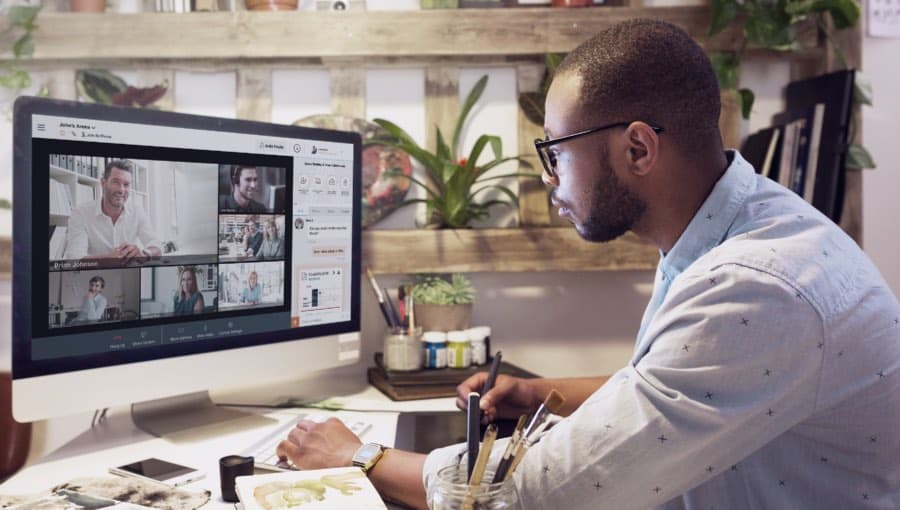 AVAYA enables 2 million remote business connections