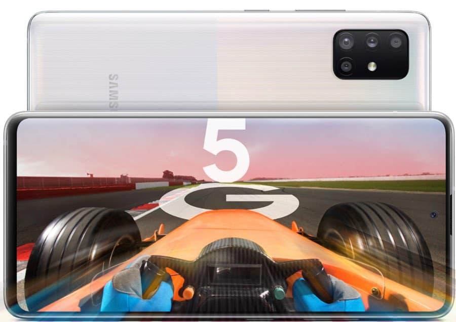 Samsung announces  Caribbean A series launch