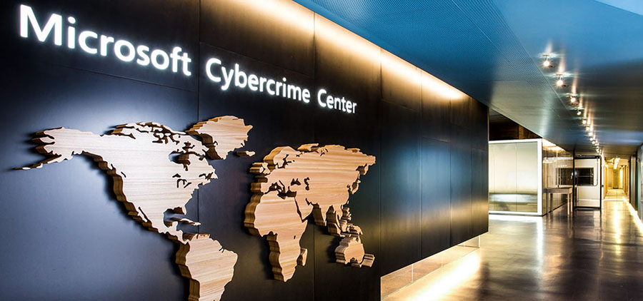 Microsoft takes point on cybersecurity